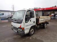 2005 ISUZU TRUCKS NKR 77 TURBO TIPPER BODY - NO VAT!!!! TIPPER DIESEL