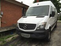 2014 sprinter 2500 for sale