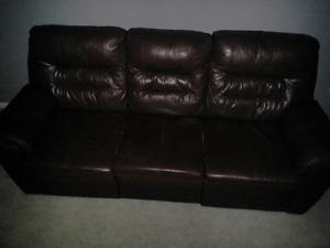 Leather (Lazyboy)