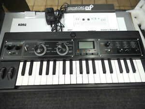 i have a micro korg xl synthesizer for sale