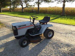 Craftsman lawntractor Stratford Kitchener Area image 1