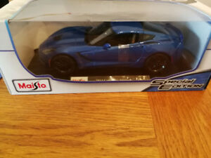 2014 Corvette Stingray Z51 Die Cast