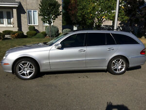 2004 Mercedes-Benz E320 wagon (W211)