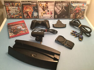 Ps3 divers:GTA V-COD Black Ops 2-NHL15 -Mortal Kombat..