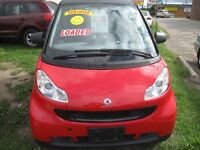2010 Smart Fortwo Coupe (2 door)  PRICE REDUCED!!!!!!!!