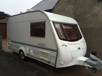 Coachman Amara 380/2 with End Kitchen - 2 Berth Caravan