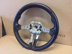 Bmw F30 F31 3 series Sport Steering Wheel Steering wheel CAN POST ANYWHERE WITHIN THE U.K.