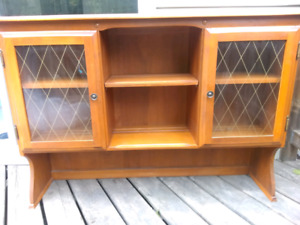 Shoe hutch tallboy