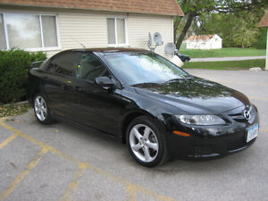 2007 Mazda 6 For Parts