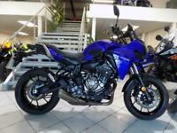 Yamaha MT-07 700 Tracer 2016
