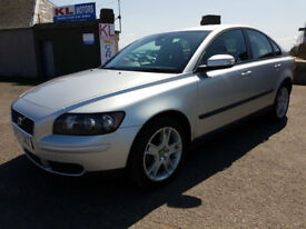 1 OWNER - VOLVO S40 1.6 - LOW MILEAGE