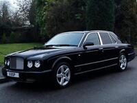 2006 Bentley Arnage T Mulliner Level II Auto 6.8. 450bhp Facelift Model. FSH. PX