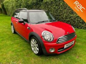 image for 2010 MINI Clubman COOPER D Half Leather good Spec, In Flame Red Estate Diesel Ma