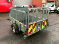 2019 IFOR WILLIAMS PLANT TRAILER GD85 SINGLE AXLE CHOICE FROM TWO IN STOCK