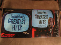 Television's Greatest Hits Volume 1 & 2
