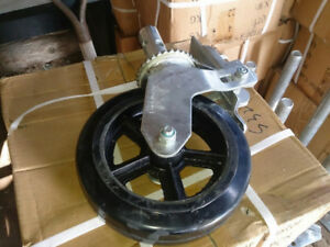 Roues d'échafaudage Neuf-Scaffold Wheels New