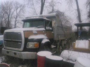 1990 Ford triaxle