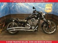 VICTORY VEGAS VICTORY VEGAS 8 BALL LOW MILEAGE CRUISER 2009 59