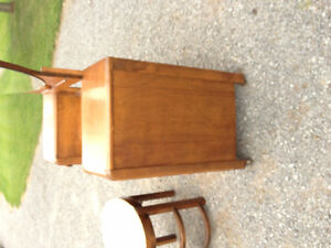 Antique/Vintage Dressing Table and Stool Peterborough Peterborough Area image 4