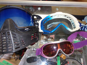 Goggles for sale-   recycledgear.ca