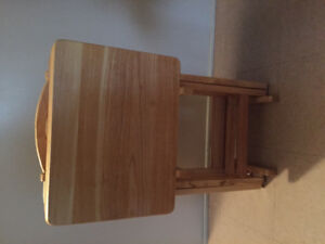-5-pce - Wooden TV Tables & Stand.