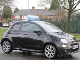 Fiat 500 1.2 ( 69bhp ) ( s/s ) S