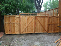 AFFORDABLE PRICING! CALL US FOR ALL YOUR FENCE AND DECK NEEDS