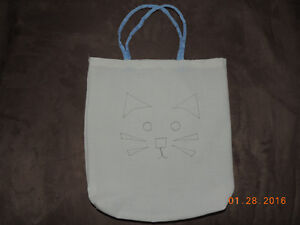 Colour Your Own Cloth Party Favor Bags Sarnia Sarnia Area image 6