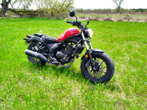 2017 Honda Rebel 300 ABS
