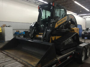 New Holland Skid Steer C232 only 210hrs