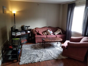 Aug 1st Room available in 2 bedroom Apt across from Commons