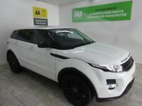 White Land Rover Range Rover Evoque 2.2Sd4 4X4 Dynamic ***FROM £487 PER MONTH***