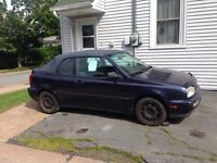 1997 VW Cabrio WANT GONE Make an offer
