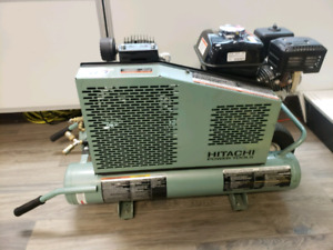 Hitachi EC25E 8 Gallon 6.5HP Compressor