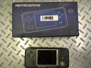 Emulator Handheld Console - Loaded with over 1000 games