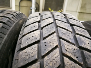 205 65r15 Hankook winter tires