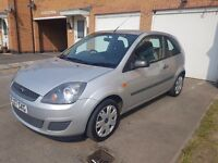 2007 FORD FIESTA 1.2 CLIMATE WITH LPG CONVERSION POSS PX