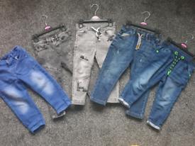 Boy Clothes Bundle 18-24 Months-Over 20 Items