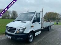 Mercedes Sprinter 313Cdi 3.5T 17FT (5M.) ***EXTRA LONG *** Dropside Body