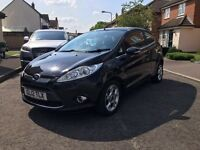 FORD FIESTA 1.25L ZETEC 2012 | 12 MONTHS MOT | 37K MILAGE | IMMACULATE CONDITION | CHEAP INSURANCE