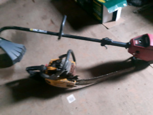 Toro weedeater partner chainsaw