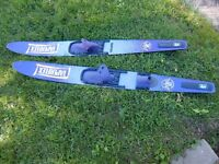 TaperFlex Water Skis in Excellent condition - $100