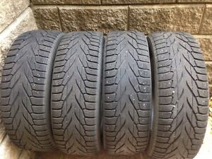 Winter tires  215/65 R17