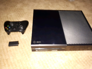 Xbox One Console, Controller, games.