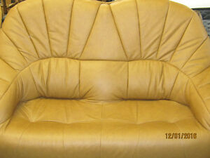 BEAUTIFUL IMPORTED LEATHER FURNITURE