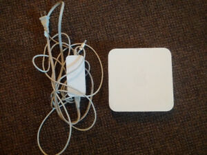 Airport Extreme WiFi router + more