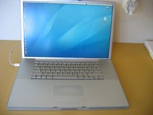 Apple Powerbook G4 17 inch Grange Charles Sturt Area Preview
