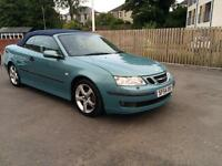 54-Saab 9-3 2.0t 2004MY Vector Convertible Full Leather Interior