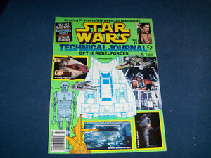 STAR WARS TECHNICAL JOURNAL OF THE REBEL FORCES-VOL. 3-1994
