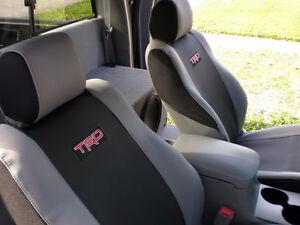 2010 Toyota Tacoma TRD Custom Seat Covers